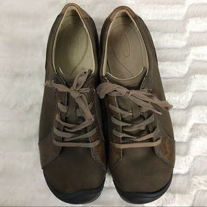 31eaea1e9efd Keen Shoes - Keen Sister Lace Cascade Brown Shoes (Bin  SE11)